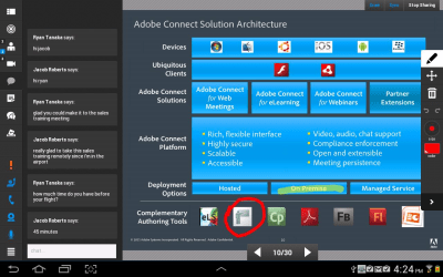 Adobe Connect 2.6.9