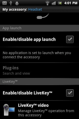 Видео LiveKey 1.1.1