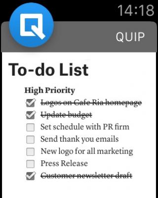 Quip 5.3.4