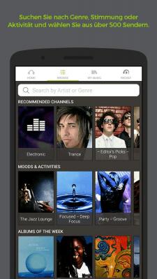 Бесплатное приложение радио 3.6.1