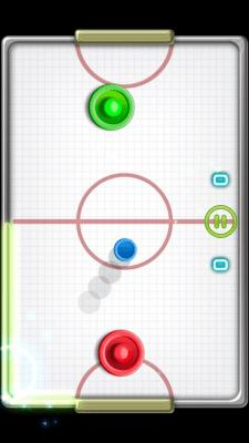 Glow Hockey 2 FREE 2.2.10