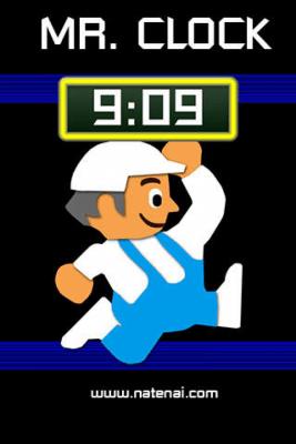 Mr. Clock FREE 1.0.0