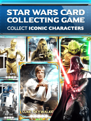 STAR WARS FORCE COLLECTION 6.1.1