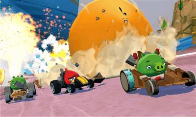 Angry Birds Go! 1.8.7.0