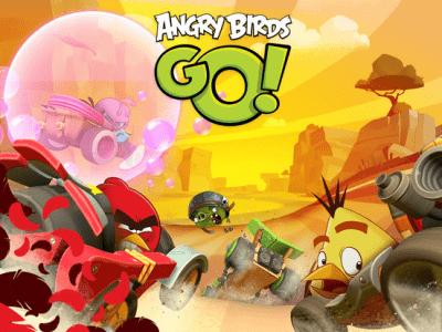 Angry Birds Go! 2.7.3