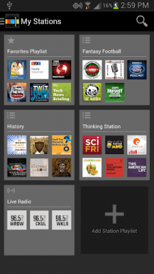 Stitcher Radio for Podcasts 4.2.5