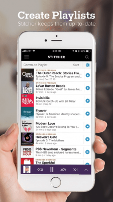 Stitcher Radio for Podcasts 9.0.1