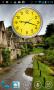 Скачать Yellow clock (Wallpapyrus pro)