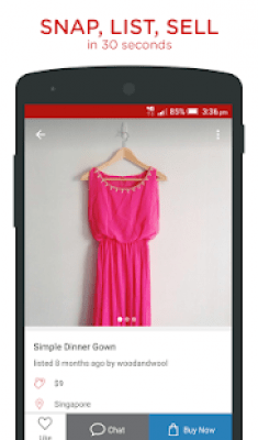 Carousell: Snap-Sell, Chat-Buy 2.102.297.243