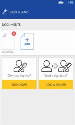 DocuSign 1.2.0.0