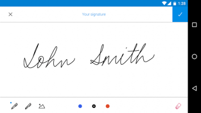 SignEasy:Sign & Fill Documents