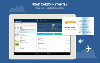 CamCard Free - Business Card Reader 7.10.5.20180123