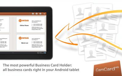 CamCard HD Free-BizCard Reader 1.1.1.20130312