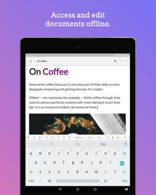 Zoho Writer 4.0.1