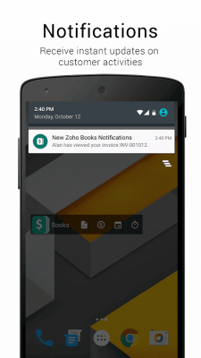 Zoho Books - Accounting App 5.21.3