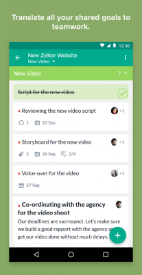 Zoho Connect 3.0.1.22