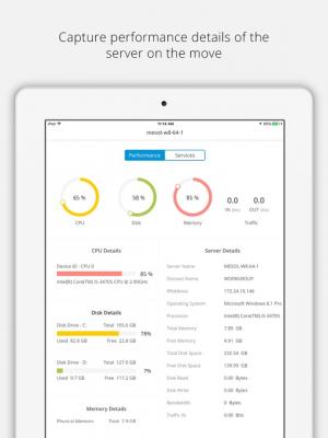 ManageEngine Server Monitor 2.3