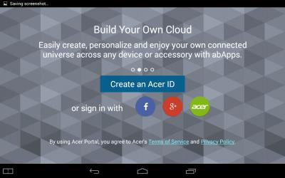 AcerCloud Portal 3.9.4.2006