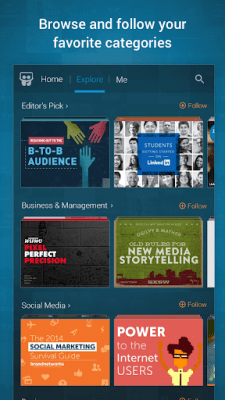 LinkedIn SlideShare 1.6.6