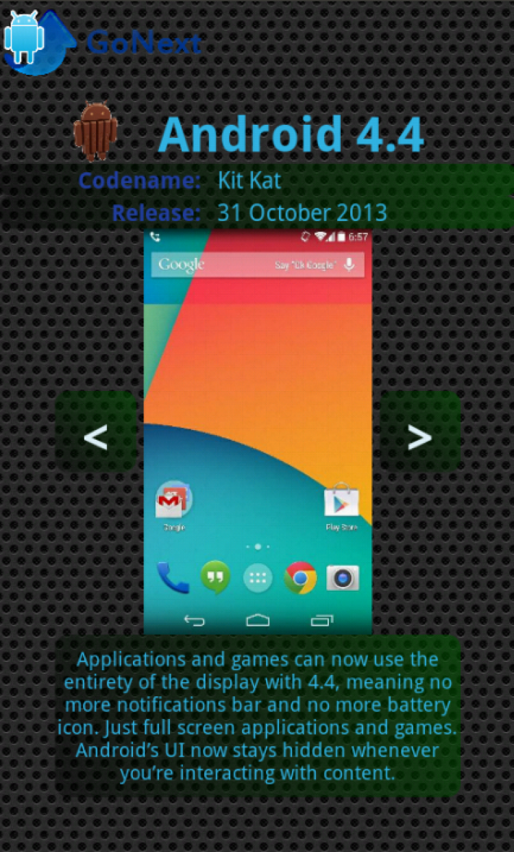 Upgrade for android™ go next for android apk download.