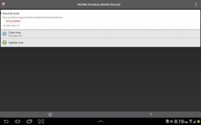 McAfee EMM 3.1.0.108