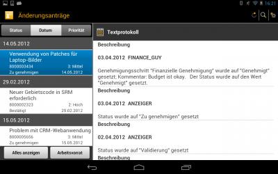 SAP IT Change Approval 1.1.22