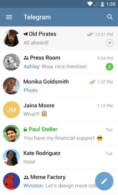 Telegram 4.9.0