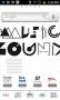 Скачать Typo White GOLauncher EX Theme