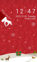 Скачать Christmas Letter GOLockerTheme