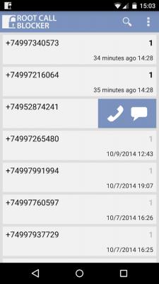 Root Call Blocker Pro 2.6.3.01