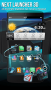 Скачать Next Launcher 3D Shell Lite