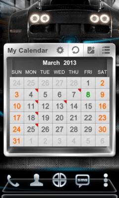 Next Calendar Widget 1.3