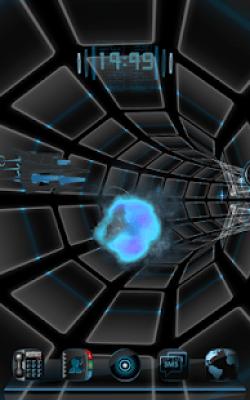 Time Battle Next 3D Theme LWP 1.21.3