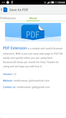 PDF for Next Browser 1.0