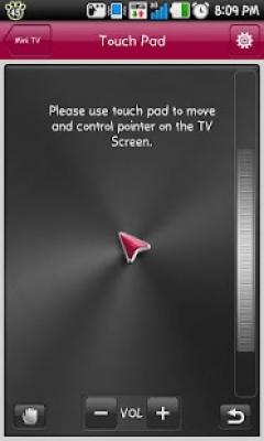 LG TV Remote 5.4