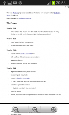 MaxOffice Word Excel просмотр 1.1.0