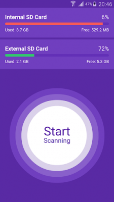 SD Card Cleaner 3.1.1