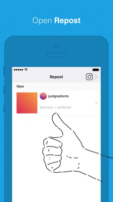 Repost for Instagram 3.3.3