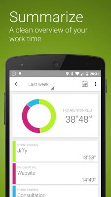 Jiffy - Учет времени 2.4.21