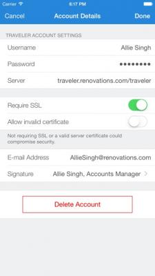 IBM Notes Traveler Companion 9.1.3