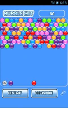 Bubble Hit 1.1
