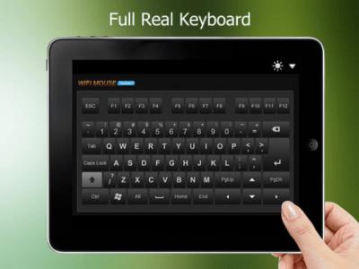WiFi Mouse HD(Wireless Mouse/Trackpad/Keyboard) 1.2.1