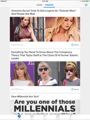 BuzzFeed 5.54