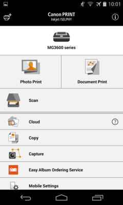 Canon PRINT Inkjet/SELPHY 2.5.2.1