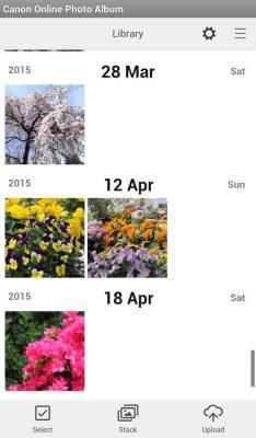 Canon Online Photo Album 1.6.1.11