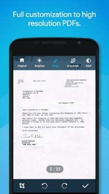 Quick PDF Scanner Free 5.2.695