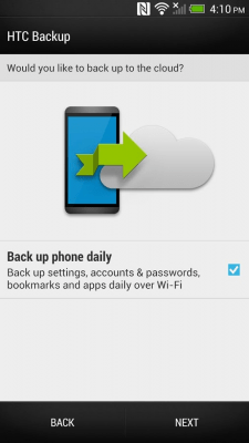 HTC Backup for HTC One 4.5.963927
