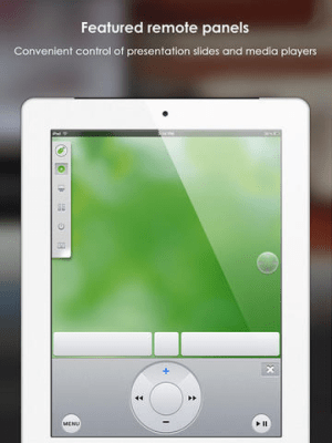 Remote Mouse (Mobile/TrackPad) FREE for iPad 2.811