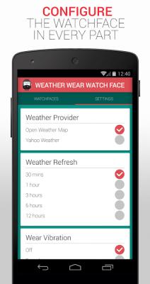 Weather Wear Watch Face 4.1.6