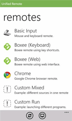Unified Remote 1.4.0.0